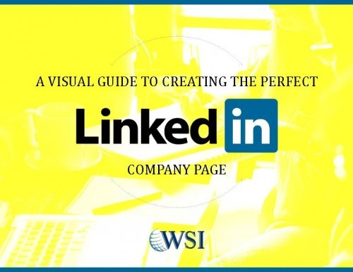 Linkedin Company Page Visual How To Guide