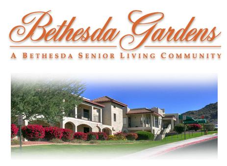 Bethesda Gardens Phoenix Arizona