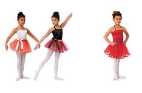 online dancewear ecommerce site