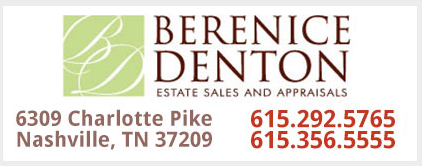 Berenice Denton Estate Sales and Appraisals