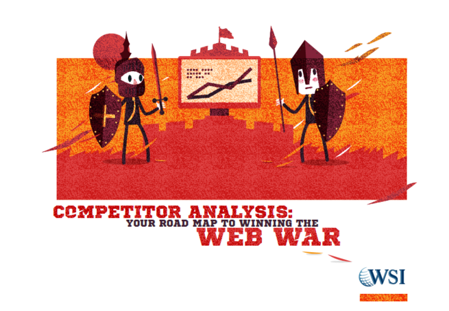 Competitor Analysis Ebook