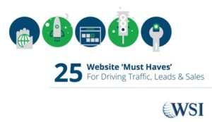 25Website must haves