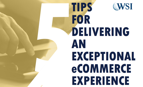 exceptional ecommerce experience
