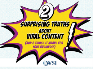 2Surprising Truths about Viral Content