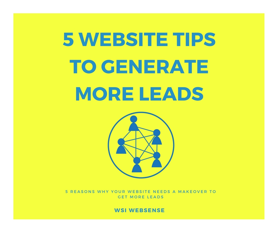 website-tips-to-generate-leads