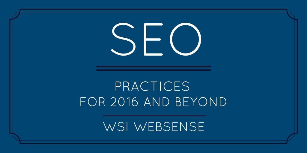 SEO-practices