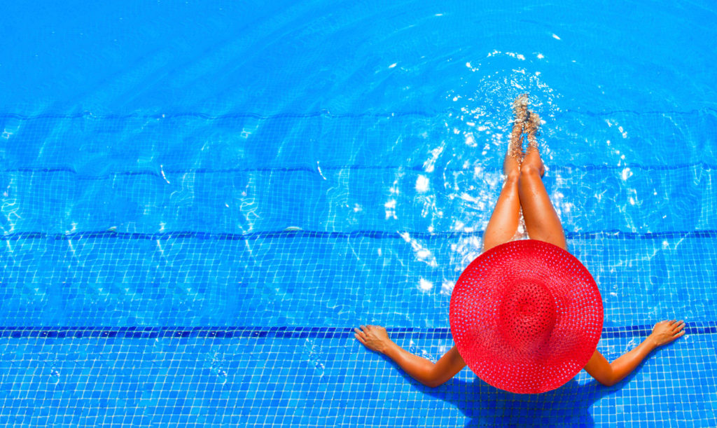 weston pool cleaning