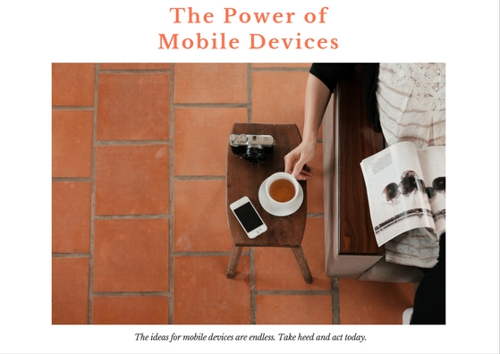 power of mobile