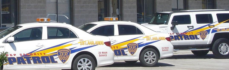 professional guard and patrol