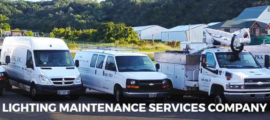 lighting maintenance services