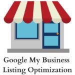 Google My Business Listing Optimization