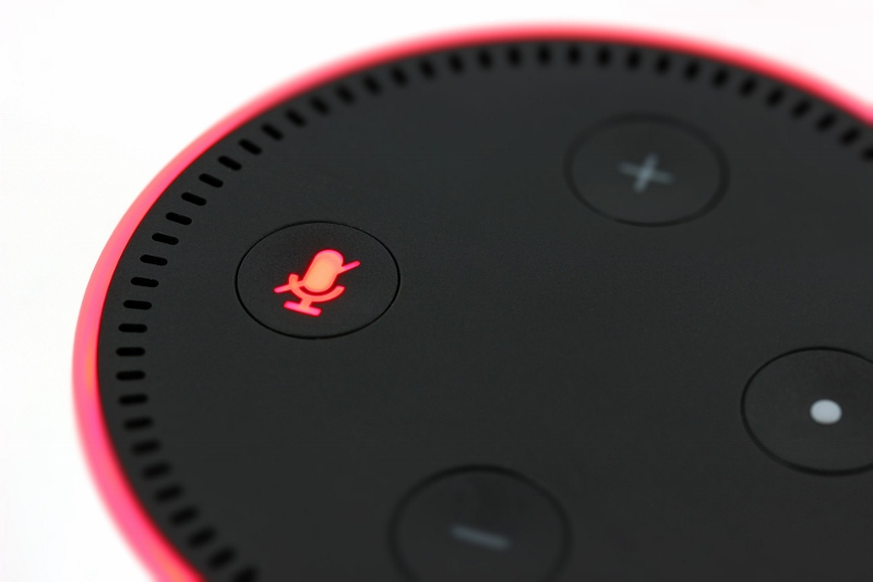 Amazon Echo Dot, 2020 content marketing trends, VIEWS Digital Marketing Agency